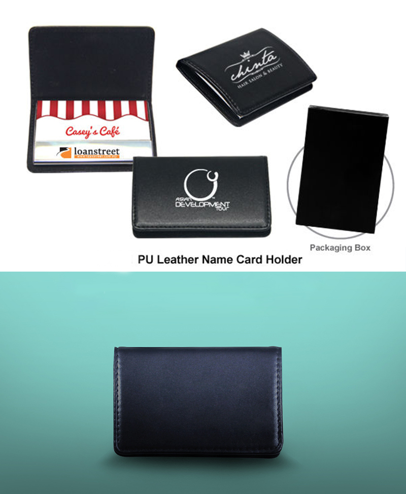 Name card holder malaysia best car 2017 nc 718n pu leather name card holder 3 twinlink services reheart Choice Image