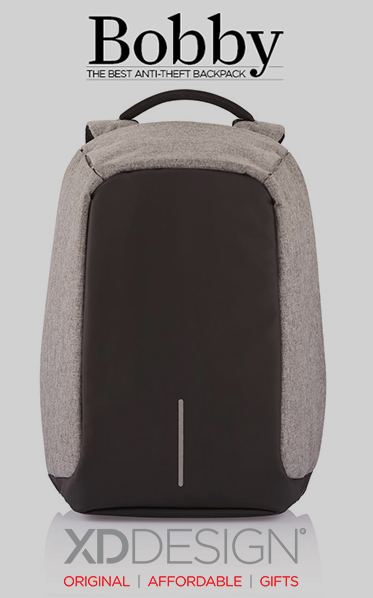 Original BOBBY Anti-Theft Backpack ODpremium
