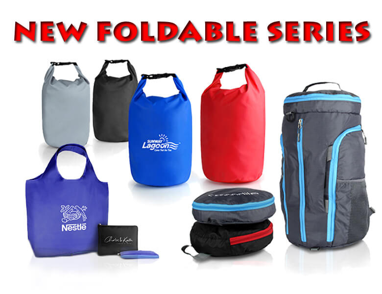 New Foldable Bags - ODpremium